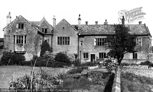 Photo of Whitwell, The Old Hall c.1965