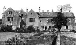 The Old Hall c.1965, Whitwell