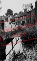 The River Mimram c.1950, Whitwell