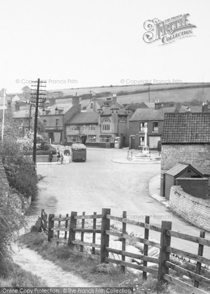 Photo of Whitwell, The Square c.1950