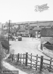 The Square c.1950, Whitwell