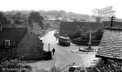 The Square c.1965, Whitwell