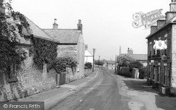 The Village c.1960, Whitwell