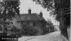 The Youth Hostel c.1950, Whitwell