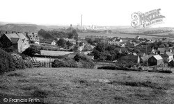 View From Sunnyside c.1965, Whitwell