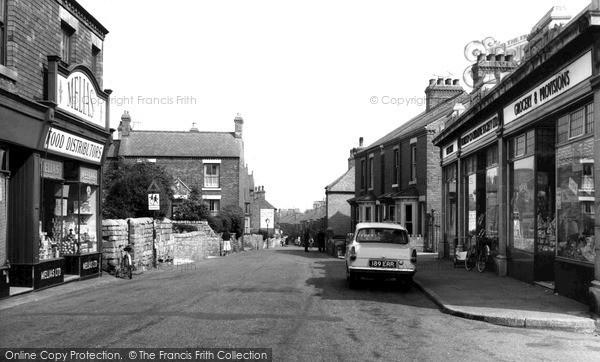 Photo of Whitwell, Welbeck Street c.1965