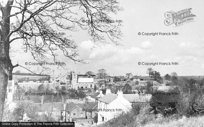 Photo of Whitwell, West End c.1955