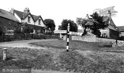 Whitwell, Worksop Road c.1965