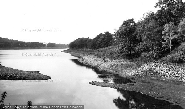 Photo of Whitwick, Blackbrook c.1965