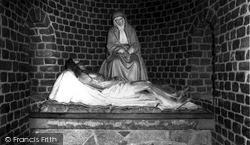 Whitwick, Calvary Chapel, Mount St Bernard Abbey c.1965