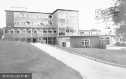 Castle Rock School c.1965, Whitwick