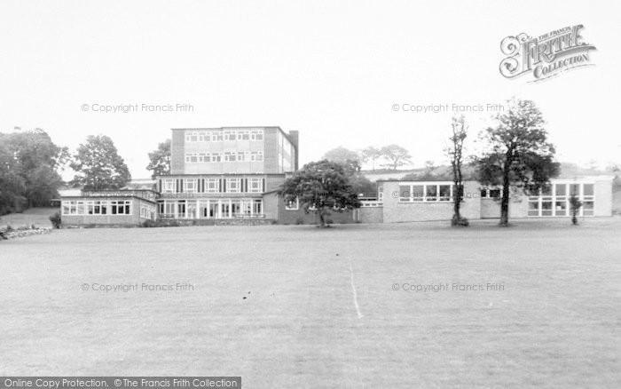 Photo of Whitwick, Castle Rock School c.1965