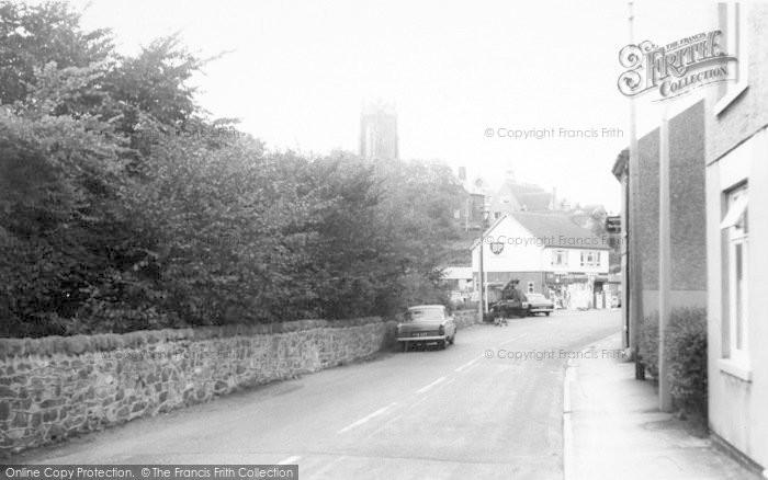 Photo of Whitwick, Castle Street c.1965