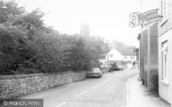 Whitwick, Castle Street c.1965