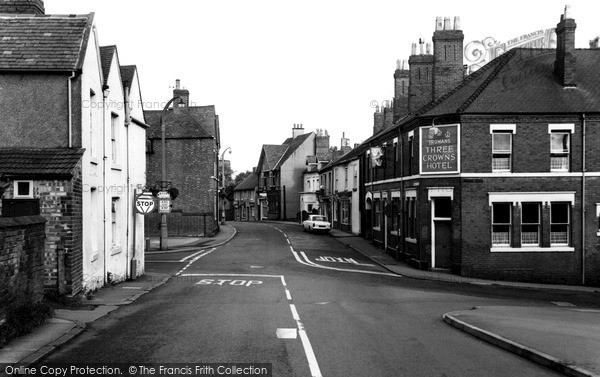 Photo of Whitwick, Cross Roads c.1965