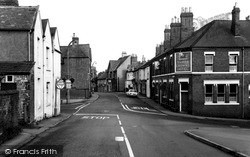 Cross Roads c.1965, Whitwick
