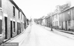 Whitwick, Leicester Road c.1965
