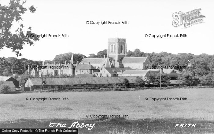 Photo of Whitwick, Mount St Bernard Abbey c.1939