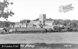 Whitwick, Mount St Bernard Abbey c.1939