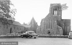 Whitwick, Mount St Bernard Abbey c.1960