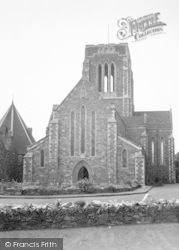 Whitwick, Mount St Bernard Abbey c.1960