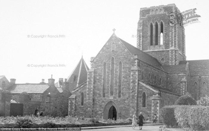 Photo of Whitwick, Mount St Bernard Abbey c.1960