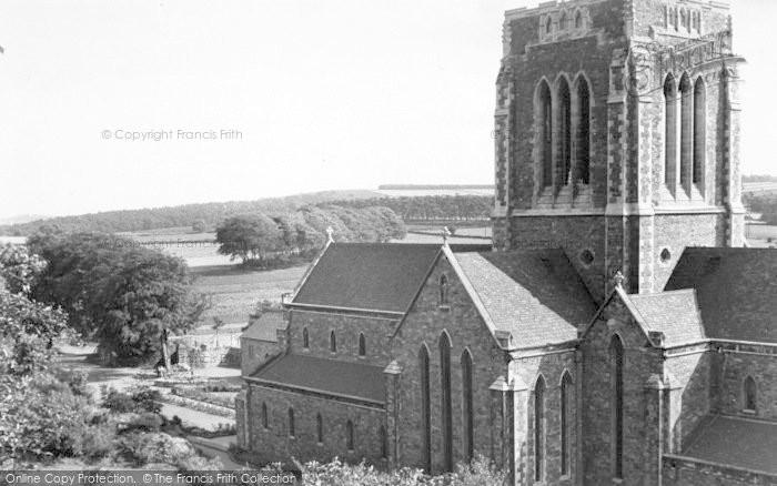 Photo of Whitwick, Mount St Bernard Abbey c.1960