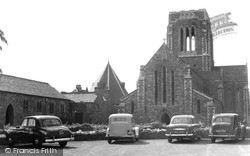 Mount St Bernard Abbey c.1960, Whitwick
