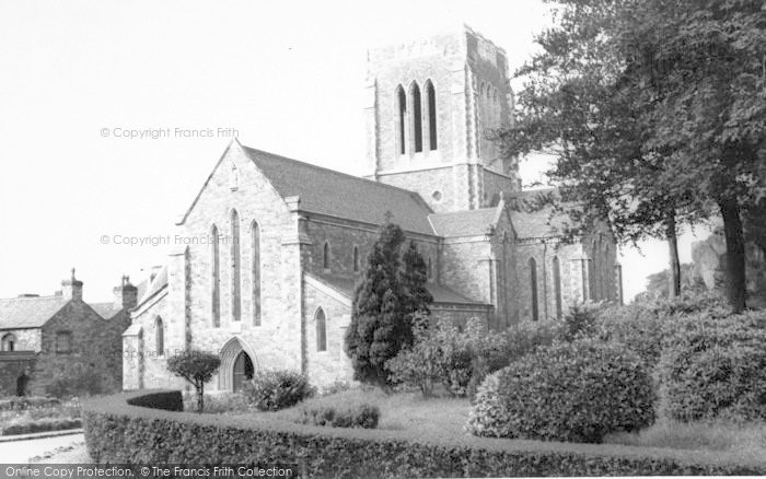 Photo of Whitwick, Mount St Bernard Abbey c.1965