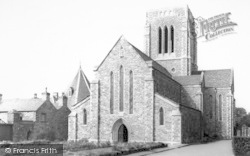 Mount St Bernard Abbey c.1965, Whitwick