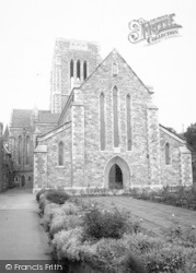 Whitwick, Mount St Bernard Abbey c.1965