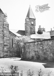 Mount St Bernard Abbey, Clock Tower c.1965, Whitwick