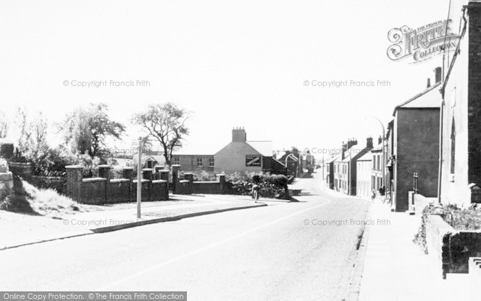 Photo of Whitwick, North Street c.1960