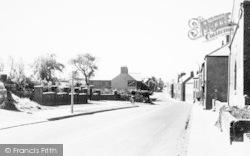 Whitwick, North Street c.1960