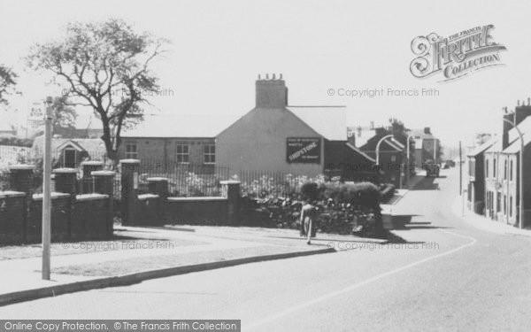 Photo of Whitwick, North Street c.1960