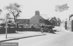North Street c.1960, Whitwick