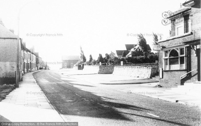 Photo of Whitwick, North Street c.1965