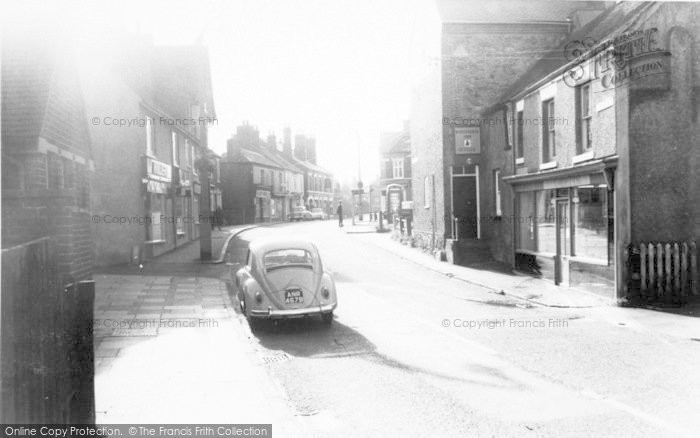 Photo of Whitwick, North Street c.1965