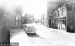 North Street c.1965, Whitwick