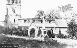 St John The Baptist Church c.1950, Whitwick