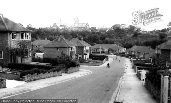 Photo of Whitwick, Temple Hill c.1965