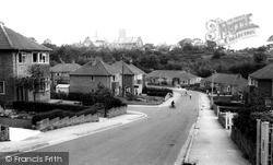 Temple Hill c.1965, Whitwick