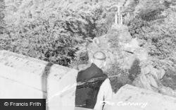 Whitwick, The Calvary, Mount St Bernard Abbey c.1939