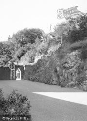 Whitwick, The Calvary, Mount St Bernard Abbey c.1965