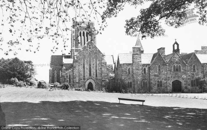 Photo of Whitwick, The Chapel And Guest House c.1965