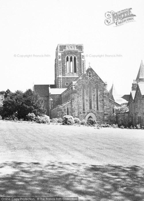 Photo of Whitwick, The Chapel c.1965