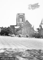 Whitwick, The Chapel c.1965