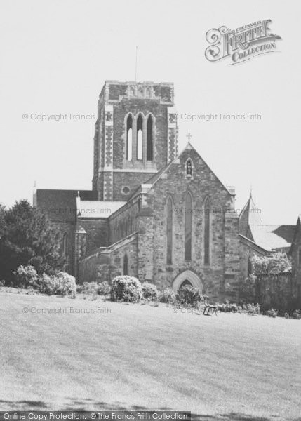 Photo of Whitwick, The Chapel c.1965