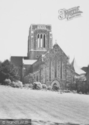 Whitwick, The Chapel c.1965