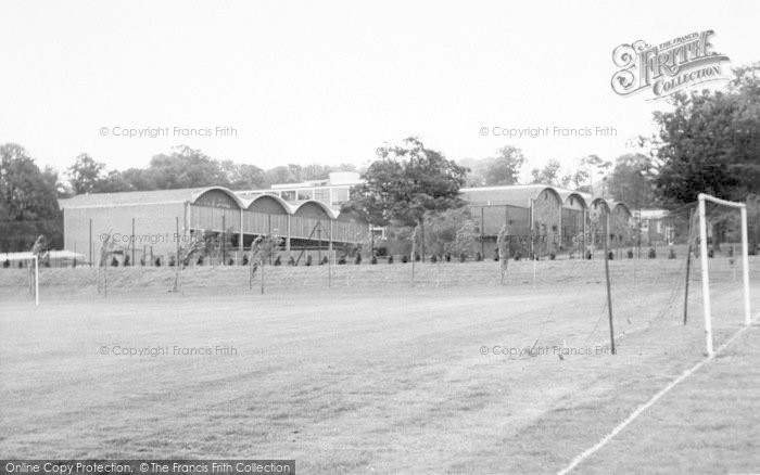 Photo of Whitwick, The Grammar School c.1965